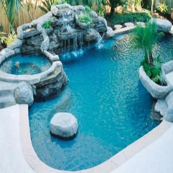 Piscina de alvenaria pre o como construir - Como construir piscina ...