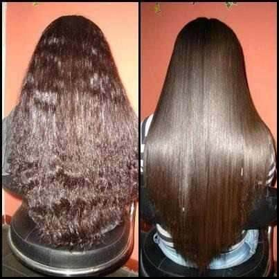 como fazer escova progressiva no cabelo da barbie