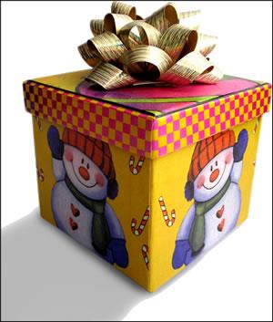 Use sua criatividade para dar um presente personalizado. (Foto: divulgação)
