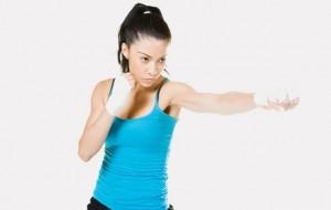 Bodycombat: Junção de Aeróbica e Autodefesa