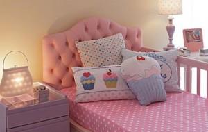 Decoração de quartos infantis femininos sugestões