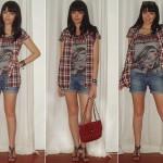 129654 camisa xadrez cm chorts curto 150x150 Shorts Curtos da Moda 2011