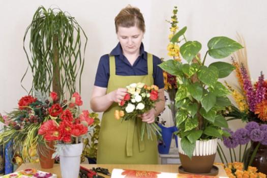 Curso Online de Arranjos Florais (Foto Divulgação)