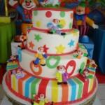 137658 bolo alegria 150x150 Decoração De Bolo Infantil, Fotos, Ideias