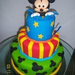 137658 bolo do mickey 150x150 Decoração De Bolo Infantil, Fotos, Ideias