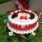 137658 bolo infantil moranguinho 150x150 Decoração De Bolo Infantil, Fotos, Ideias
