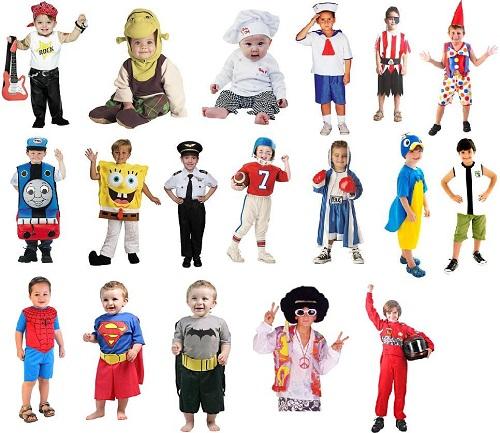 Fantasias de Carnaval para Crian?as - MundodasTribos ...