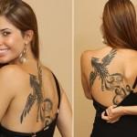 161130 Tatuagem Feminina nas Costas 26 150x150 Fotos de Tatuagens Femininas nas Costas