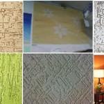 16631 efeitos incriveis proporcionados pela textura 150x150 Passo a Passo para Fazer Textura em Paredes
