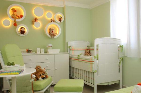 de quarto de bebe masculino fotos1 150x150 Decoração de Quarto de