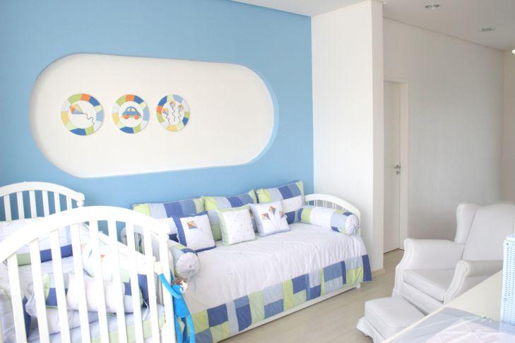 Quarto Masculino De Bebe Decoracao ~ decoracao de quarto de bebe masculino fotos10 150×150 Decora??o de