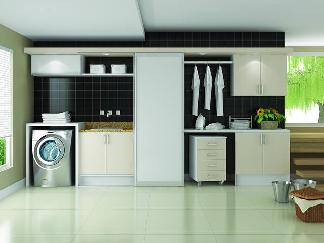 decoracao cozinha e area de servico integradas:171398-decoração-de-area-de-seviço-6.jpg