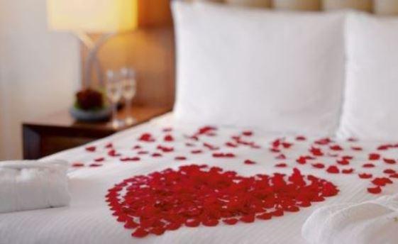 Decoração de quarto especial para o Dia dos Namorados  ~ Quarto Romantico Para Namorado