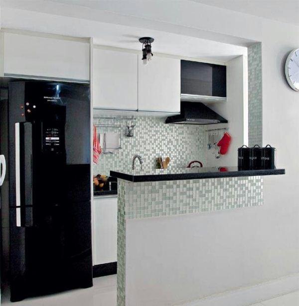 Fotos De Cozinhas Planejadas Pequenas # Cozinha Planejada Pequena Bh