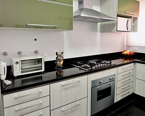 cozinha planejada é a solução para apartamentos e casas pequenas