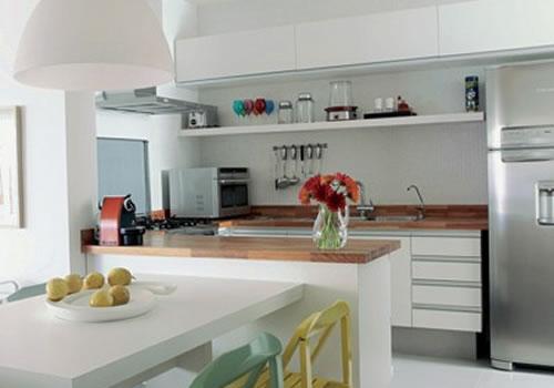 Fotos de cozinhas planejadas pequenas mais de 150 modelos lindos