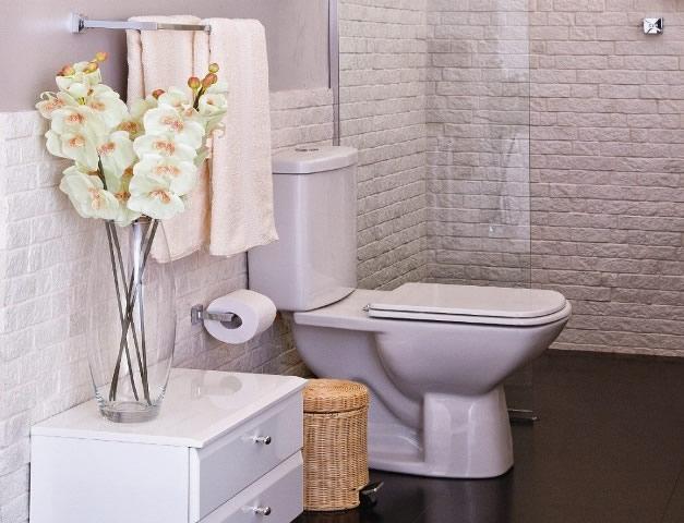 Objetos de Decoração para Banheiro -> Utensilios Para Decoracao De Banheiro