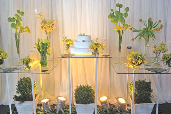 decoracao de casamento que esta em alta : decoracao de casamento que esta em alta:Decoração em Amarelo Casamento