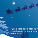 Lista de presentes... (Foto: Divulgação)