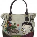 Betty Boop Bolsa personalizada para mulheres que gostam de marcas. (Foto: Divulgação)