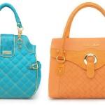 Bolsas com cores vibrantes. (Foto: Divulgação)