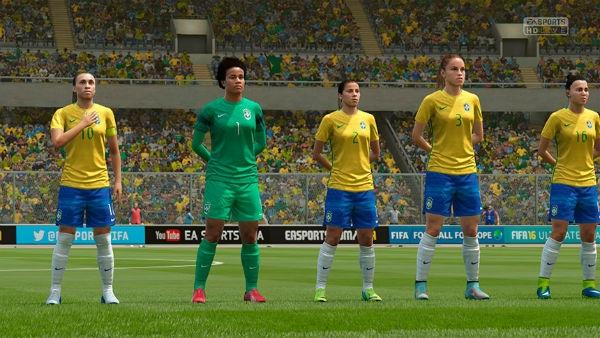 Fifa 2016 - Jogo Futebol 3