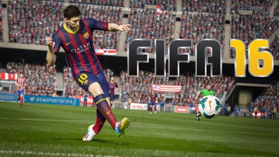 Fifa 2016 - Jogo Futebol 4
