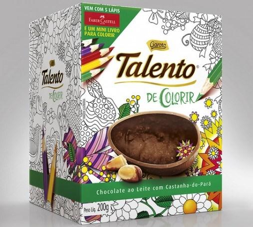 Ovo Talento (Foto: Garoto)