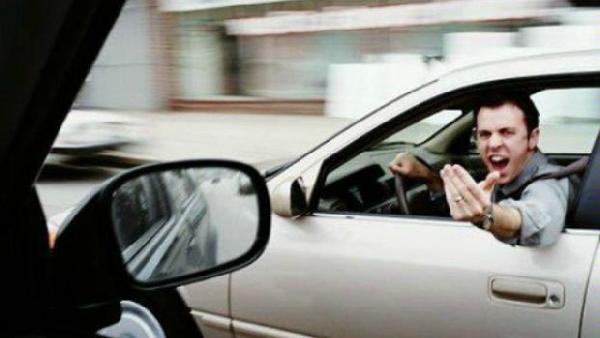 Pessoas estressadas no trâqnsito podem causar mortes (Foto: Divulgação)