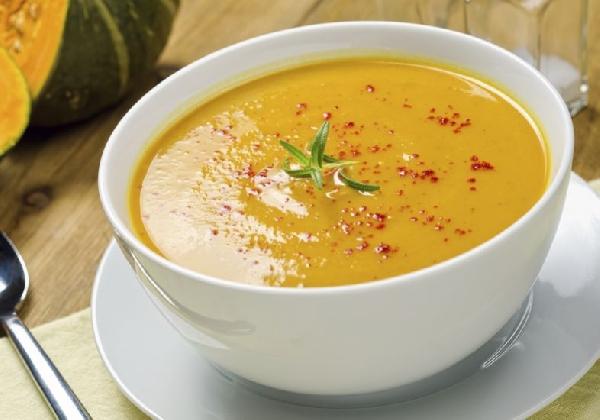 Sopa cremosa Funcional sem Lactose (Foto: Divulgação)