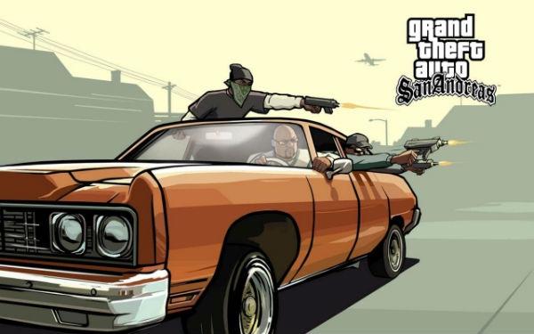 GTA San Andreas Dicas Truques Cheats e Macetes 1