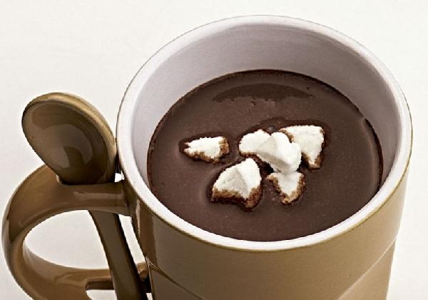 Chocolate quente com Marshmallow(Foto: Divulgação)