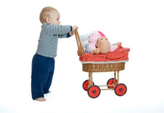 Brinquedos para crianças de 1 até 3 anos (Foto: Divulgação)