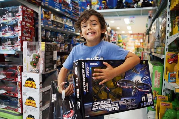 Brinquedos para crianças de 7 a 10 anos(Foto: Divulgação)