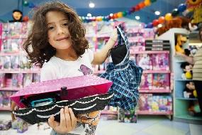 Brinquedos Apropriados para cada Idade