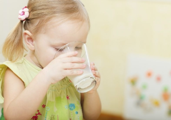 O leite pasteirizado já vem pronto para ser consumido (Foto: Divulgação)