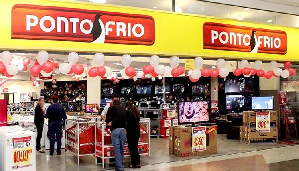 São inúmeras lojas em todo país (Foto: Ponto Frio)