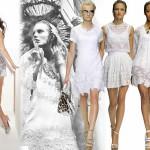 Curtos, longos, cavados ou com mangas são as opções de vestidos para o Reveillon
