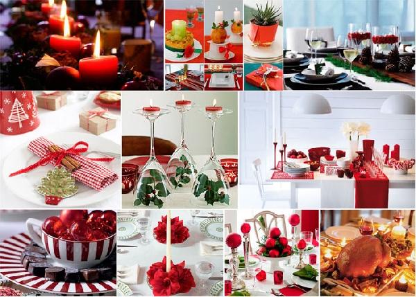 Como decorar a Mesa para a Ceia de Natal 2015? (Foto: Divulgação)