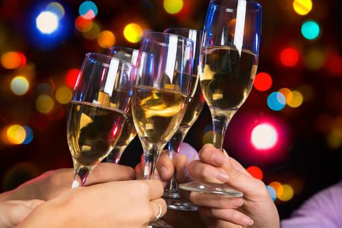 Brindemos a chegada de mais um ano. Feliz 2016!!! (Foto: Divulgação)