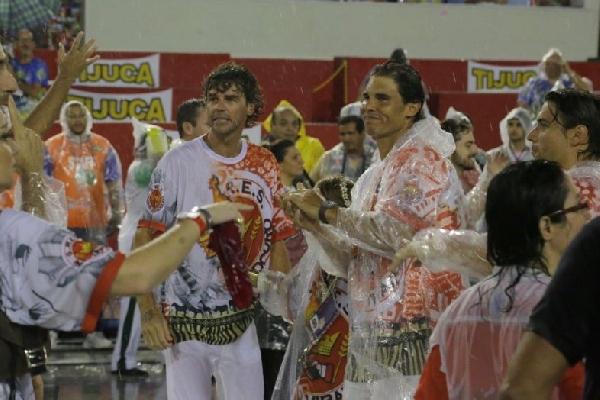 Inúmeras celebridades brincam no Carnaval brasileiro (Foto/MdeMulher)