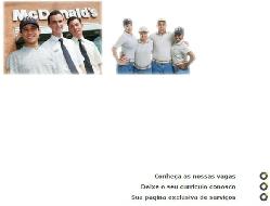 Emprego: McDonald´s Oferece Vagas em SP