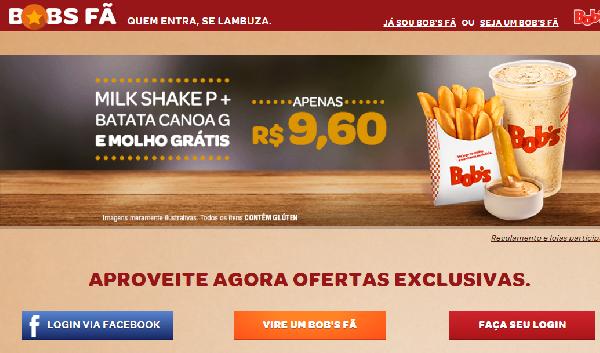O Fast Food mais delicioso do Brasil (Foto Divulgação: Bob's)