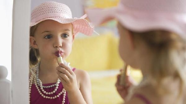 Produtos de maquiagens infantis (Foto: Divulgação)