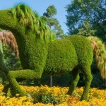 Fotos de Esculturas e Enfeites para Jardim 24