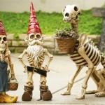 Fotos de Esculturas e Enfeites para Jardim 27