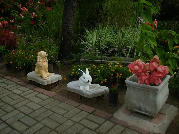 imagens de enfeites para jardim:Fotos De Enfeites Para Jardim Pictures to pin on Pinterest