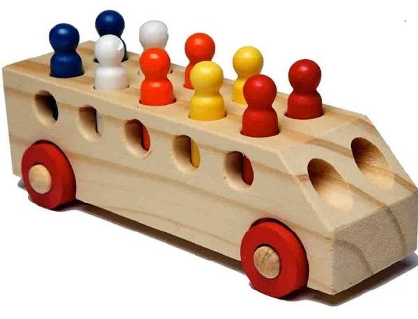Brinquedos educativos ensinam brincando (Foto: Divulgação)