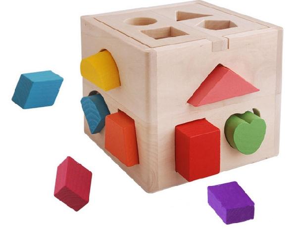 Jogo educativo formas geométricas (Foto: Divulgação)
