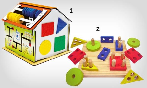 Jogos educativos ajudam no reconhecimento das formas geométricas (Foto: Divulgação)